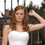Barclay Villa Bridal Portraits: Faith