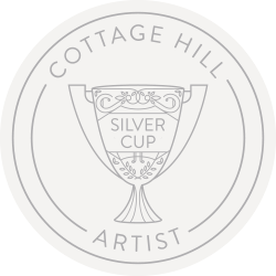 Silver Cup Artist Badge