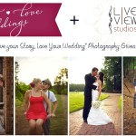 """Love Your Story, Love Your Wedding"" Photography Giveaway with Heart Love Weddings"