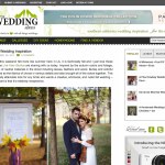 Featured: Green Wedding Shoes