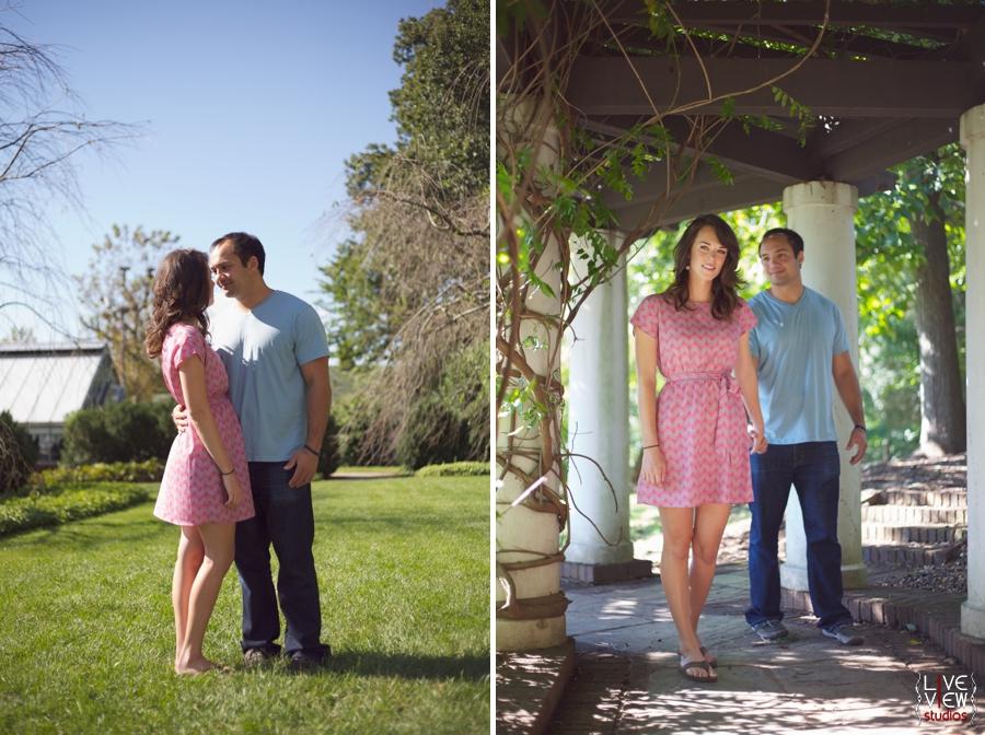 best romantic north carolina engagement photographer