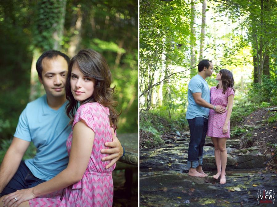 north carolina wedding engagement photography