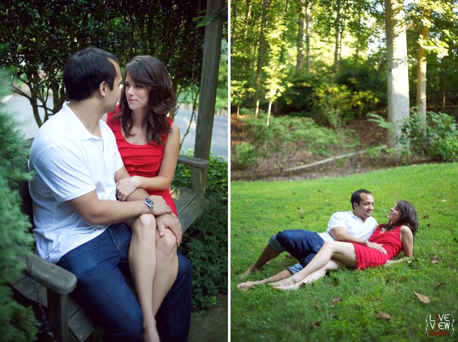 winston salem nc engagement and wedding photography
