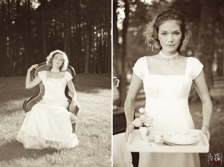 Vintage Wedding Dresses Raleigh Nc: Sunlight And Daydreams