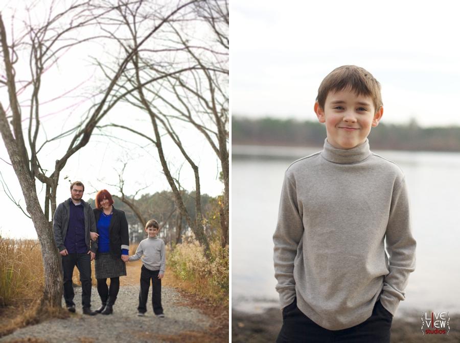 harris lake family portraits