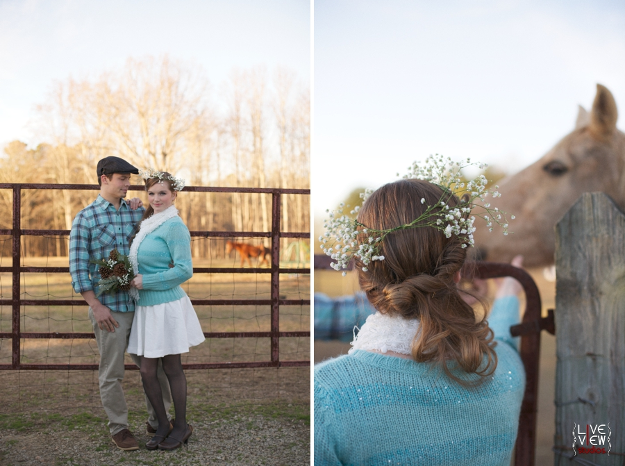 romantic engagement photographers, vintage couples photography