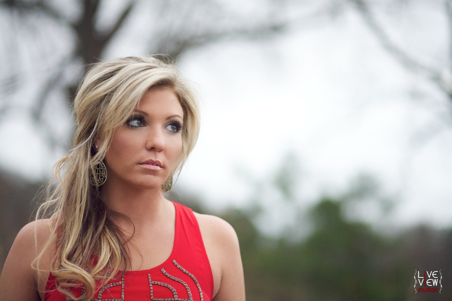 country singer / songwriter portrait photography, country makeup