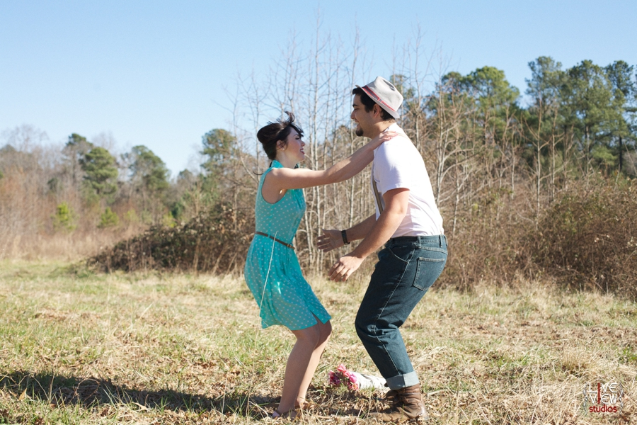 valentine engagement photography, raleigh nc couple's photography