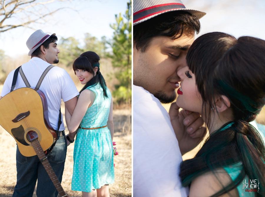 lumineers inspired engagement photography, intimate engagement photography