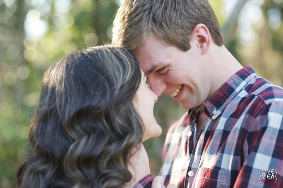 north carolina engagement photography, intimate engagement photographers