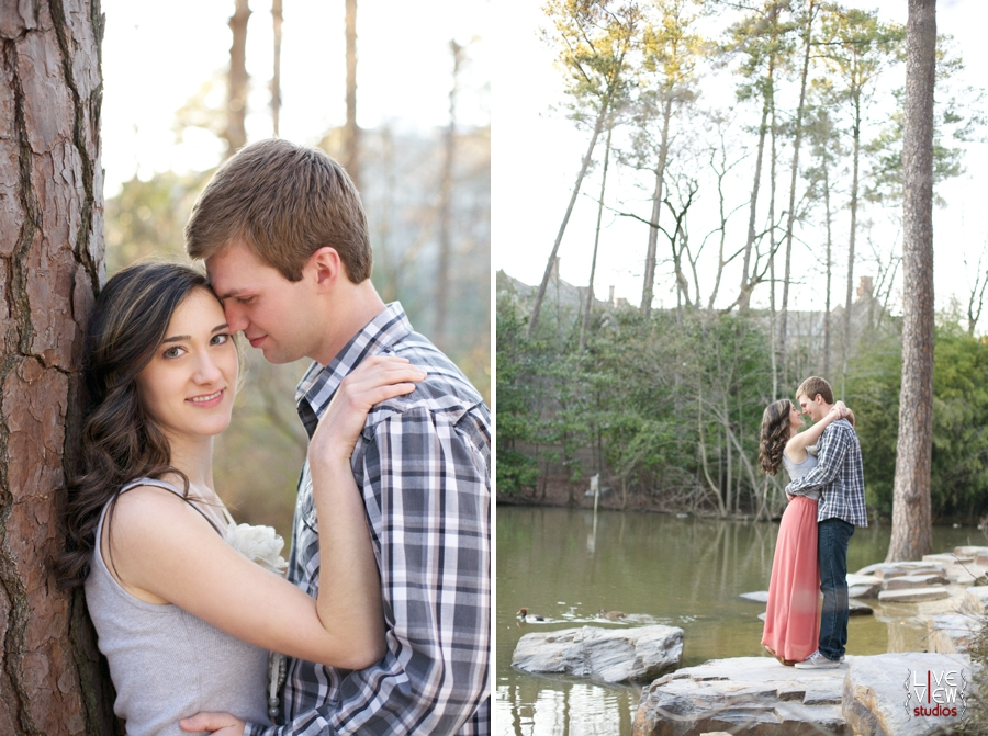 romantic engagement photography, southern engagement photography, raleigh nc