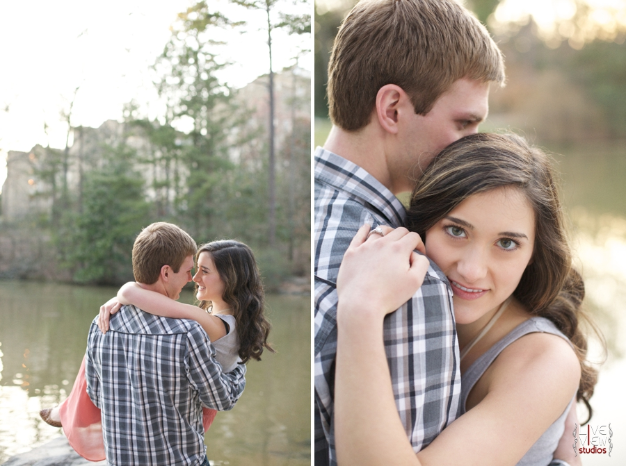southern engagement photographers, raleigh nc couple's photography