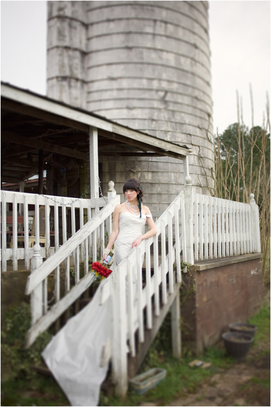 beautiful farm wedding photography, best bridal portrait photography, raleigh nc