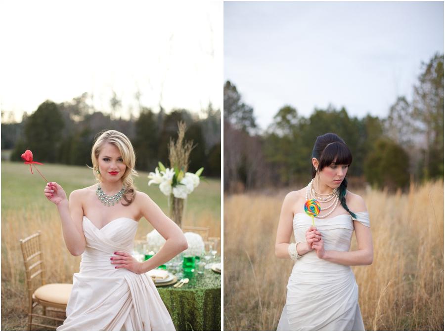 alternative wedding themes, southern wedding photographers, raleigh nc