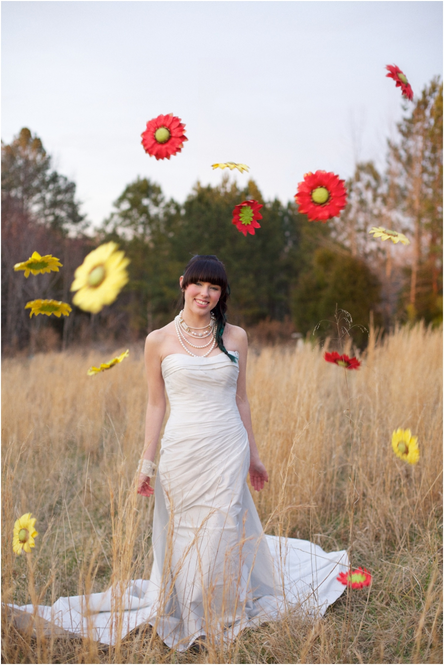 wizard of oz inspired wedding theme, bright wedding colors, rustic wedding photography