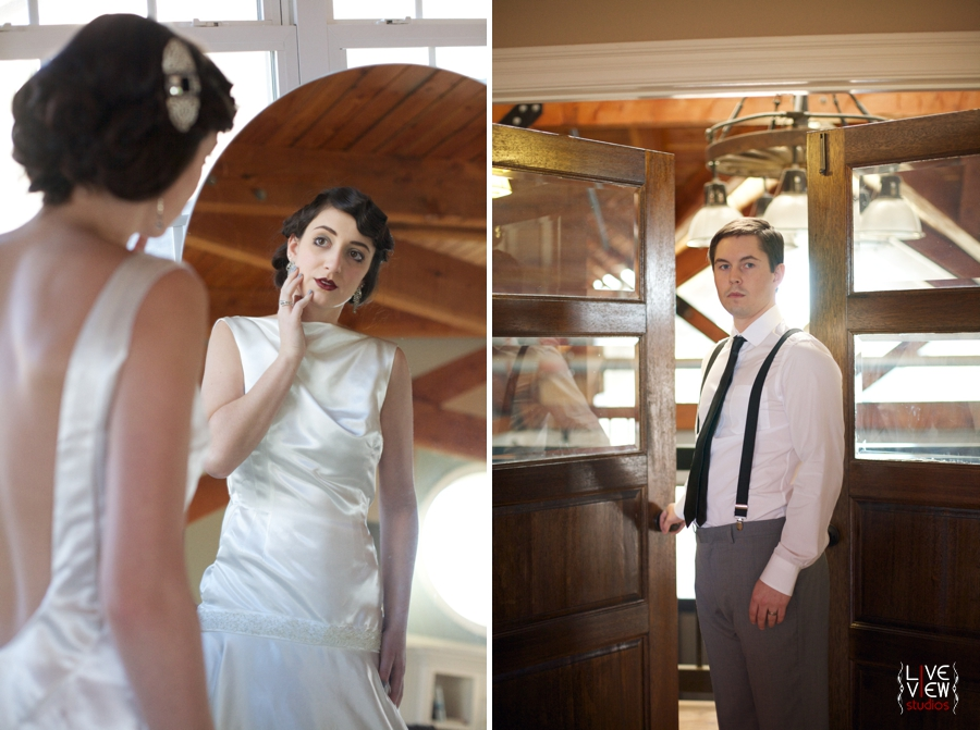 20's inspired winter wedding photography, vintage wedding photographers, raleigh nc