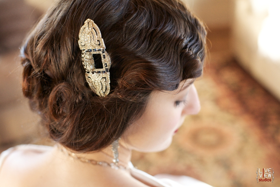custom vintage jewelry by oh so curio, bridal portrait photography, raleigh nc