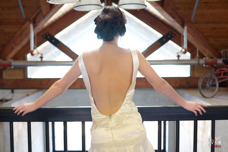 20s inspired wedding gown by edie kay, bridal portrait photography, raleigh nc