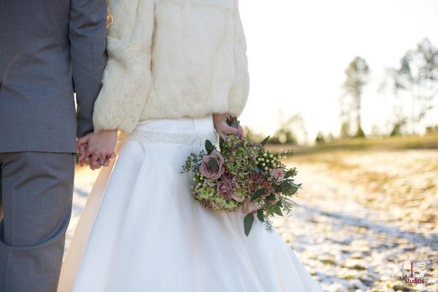 vintage winter wedding photography, romantic wedding portraits, raleigh nc wedding photographers