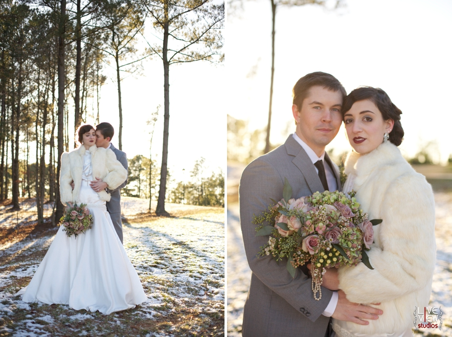 1920's winter wedding inspiration, raleigh nc wedding photographers