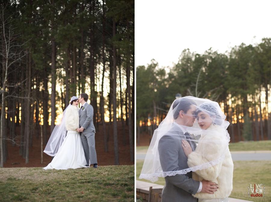 20's winter wedding inspiration, raleigh nc wedding photographers