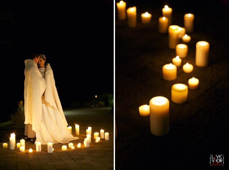 romantic couple's portrait photography, winter wedding photographers