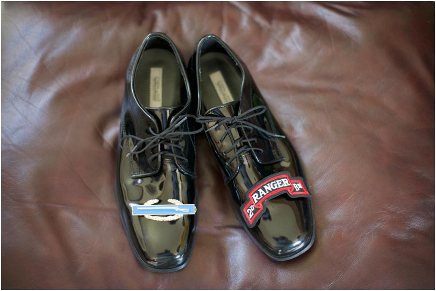 groom's shoes, southern wedding photographers, raleigh nc