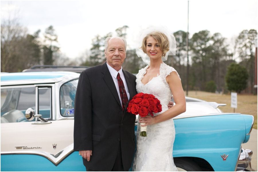 vintage ford, classic car photography, southern wedding photographers