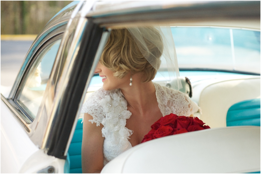 best southern vintage wedding photography, raleigh nc