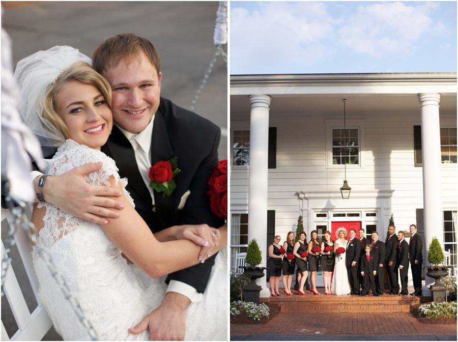 highgrove fuquay varina nc wedding photography