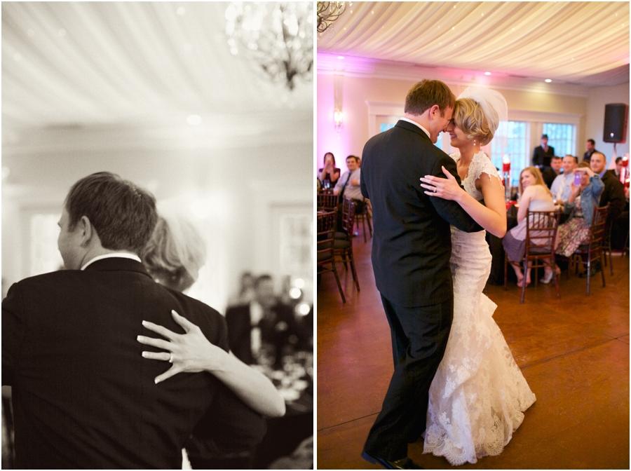 high grove wedding reception photography
