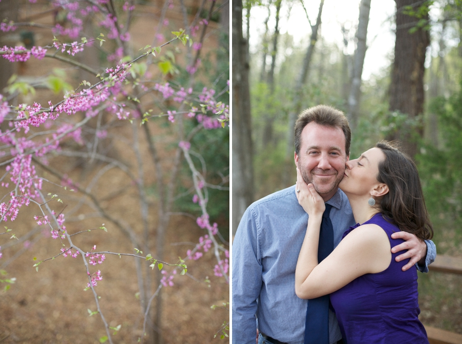 spring photography, southern engagement photographer
