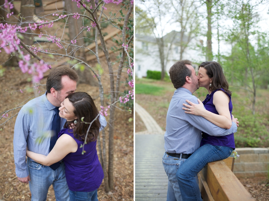 intimate engagement photography, southern engagement photographer
