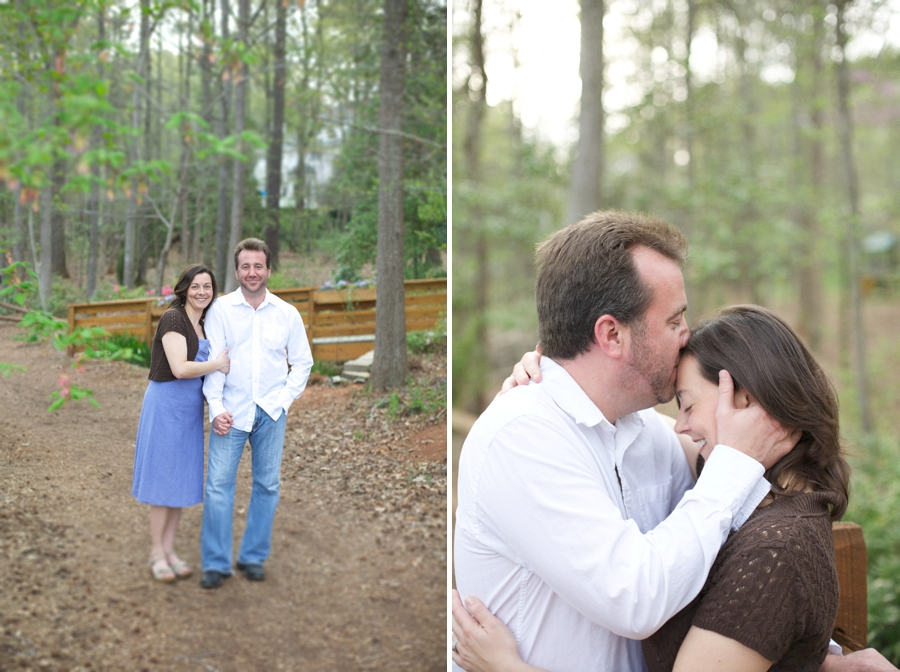 outdoor engagement photography, southern engagement photographer