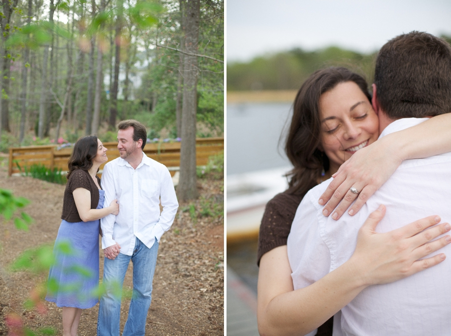 outdoor engagement photography, southern engagement photographers
