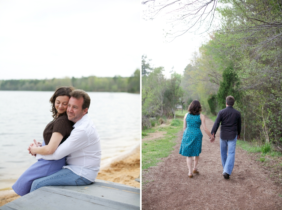 lakefront couples photography, outdoor engagement photographer