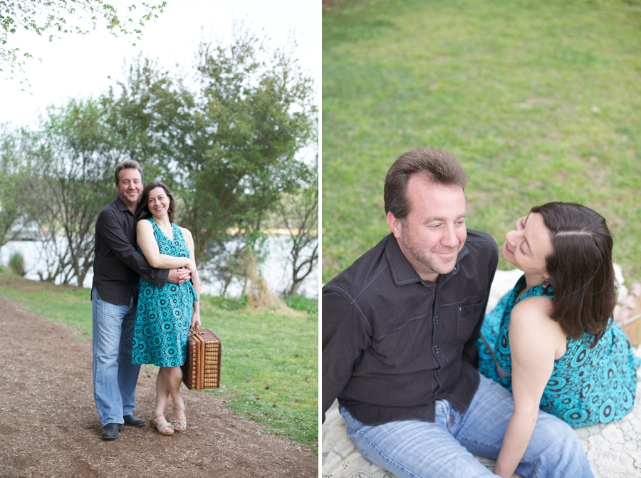vintage couples photography, southern engagement photographer