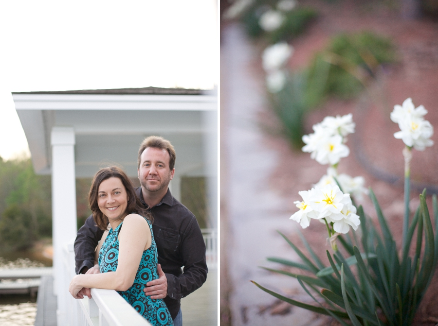 southern engagement photography, spring photography