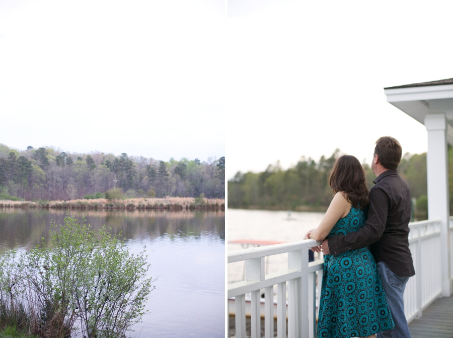 bass lake engagement photography, southern engagement photographer