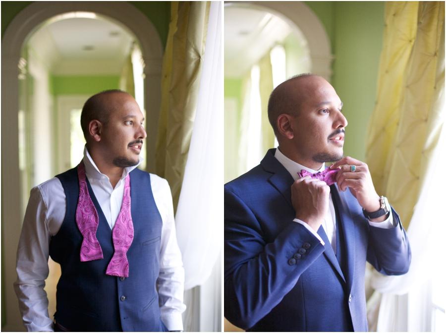 groom's portraits, groom getting ready