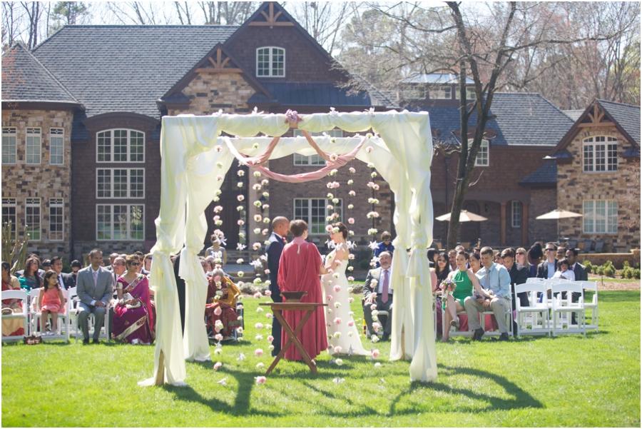backyard wedding photography, southern wedding photographers