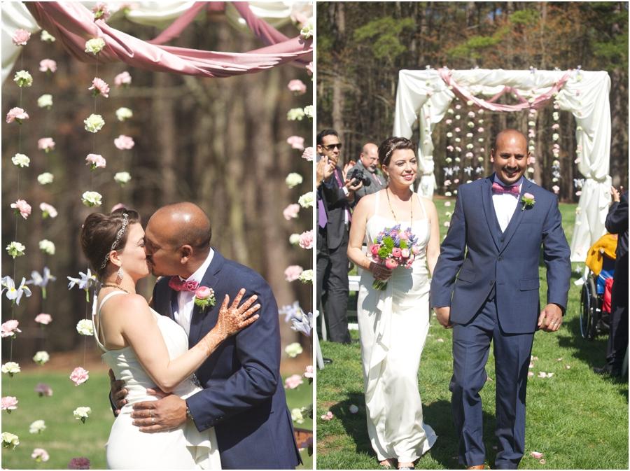 romantic wedding portraits, southern weddings