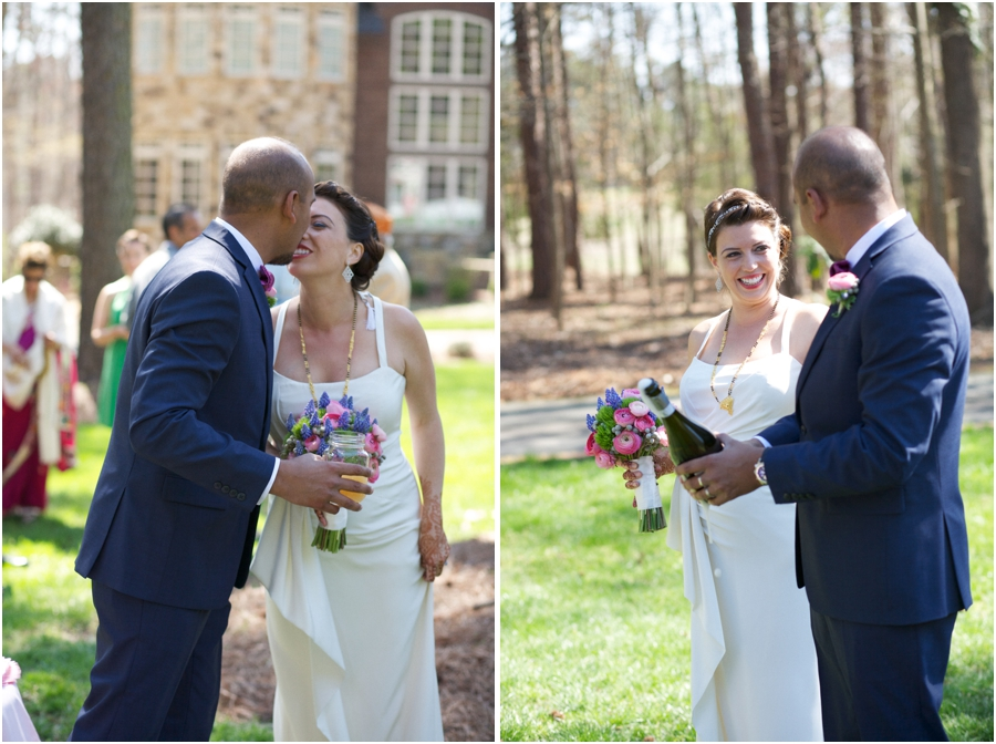 garden wedding photography, southern wedding photographers