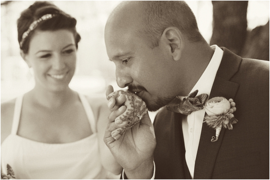 romantic vintage wedding photography