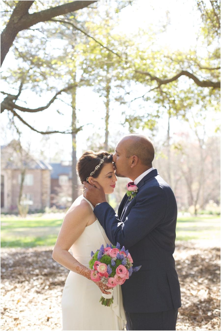 romantic wedding portraits, southern rustic wedding photographers