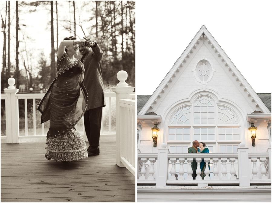 romantic black and white wedding photography, southern weddings