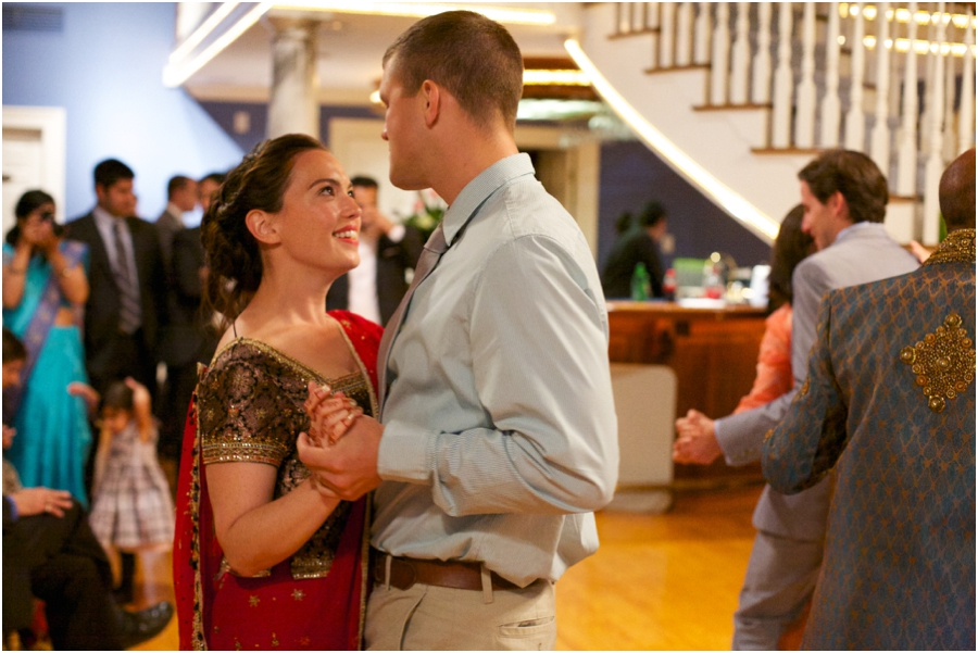 guests at wedding reception, southern wedding photography