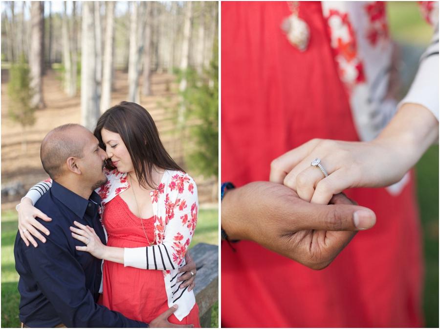 romantic couple's photography, cute ring shot ideas