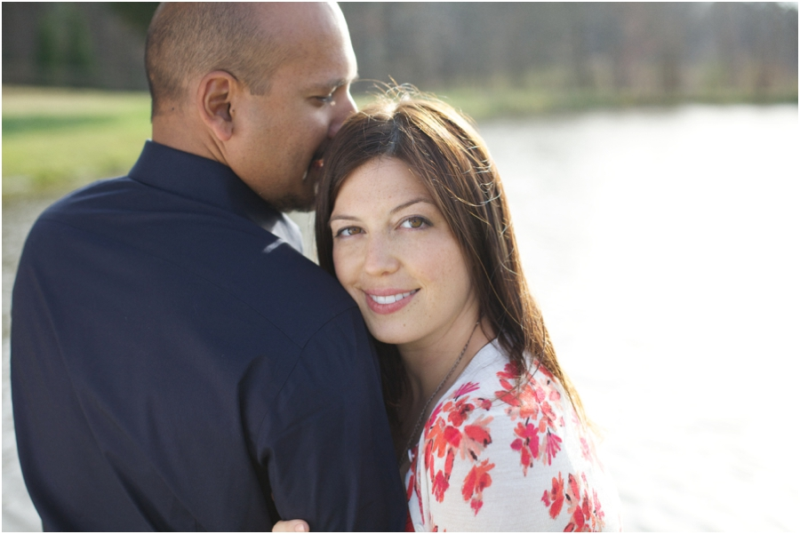 beautiful engagement photography, raleigh nc