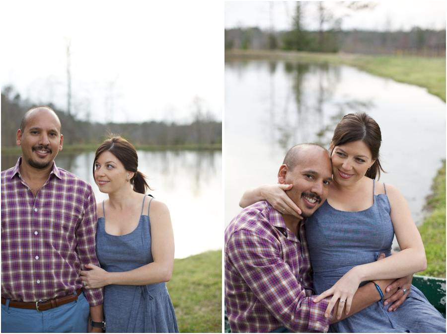 vineyard couple's photography, southern engagement photographers, raleigh nc